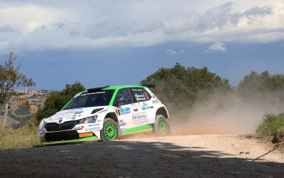 Una nuova iniziativa green proposta da Raceday Rally Terra e supportata da ACISport, oltre a tutti gli organizzatori delle gare in programma per questa stagione 2021/2022