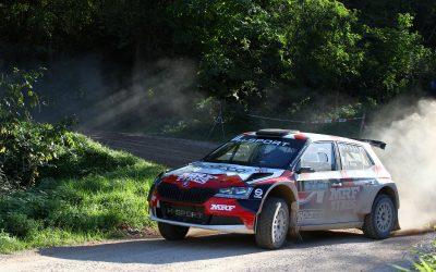Andreucci vince il 14° Rally delle Marche